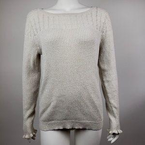 LIZ CLAIBORNE Glitter Sweater Size Large